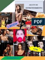 Sección de Entretenimiento