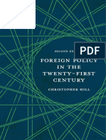 Foreign Policy in the 21st Century - Chris Hill