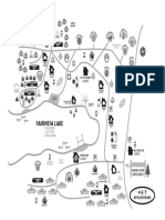 Camp Map BW