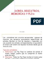 8 Contadores Registros Memorias