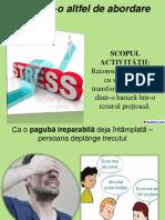 Credinte Stres