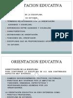 Clase 2 - Orientacion Educativa