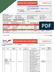 Risk Assessment for Pov Testing