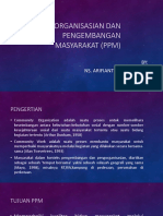 Pengorganisasian dan Pengembangan Masyarakat (PPM).pptx