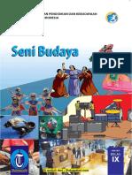 Buku Pegangan Siswa Seni Budaya SMP Kelas 9 Kurikulum 2013