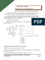 Reta_carga e Ponto Quiescente - Transistores