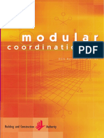 Modular Co Ordination