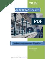 Catálogo Cpn 2018