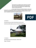 (WA)O878 8626 4447 Jual Tenda Cafe Promosi Pontianak CV Amar Jaya Prodi Tenda Harga Murah Bisa Custom ukuran dan warna