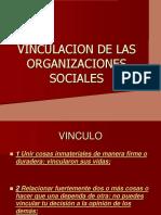 Vinculación de las Organizaciones Sociales.ppt