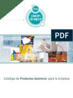 Catálogo de Productos Químicos para la Limpieza