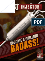 Become a Grilling Badass