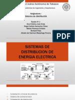 Sistemas de Distribucion de Energia Electrica