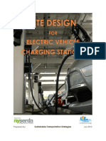 Site Design for EV Charging Stations
