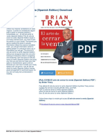 El Arte Cerrar Venta Spanish eBook PDF a8f309c6d
