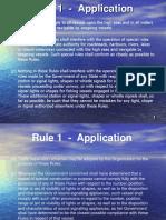Rule 01 - Application