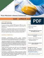 Pliant Curs_Project Management - Enache