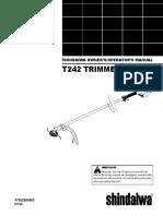 T242 TRIMMER T242es1112_011412