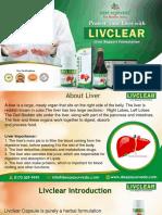 Ayurvedic Medicines for liver cirrhosis   Livclear   Fatty Liver