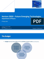 h2020 fet physics may 2014