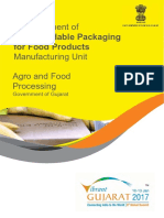 Biodegradable Packaging for Food Products