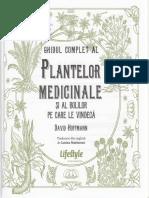Ghidul Complet Al Plantelor Medicinale Si Al Bolilor