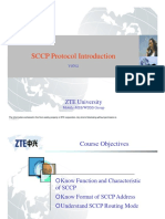 Document on Introduction to SCCP Protocol