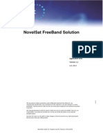 App Note - NovelSat FreeBand - July2014