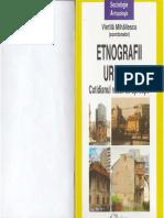Etnografii Urbane