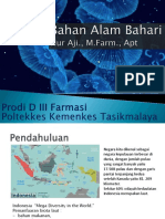 Bahan Alam Bahari 1718.pptx