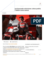 MotoGP 2018_ Lorenzo Sigue Buscando Soluciones_ Ahora Podría Prescindir de Álex Debón