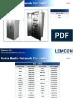 Nokia Rnc Catalogue