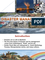 Social Science Disaster Management