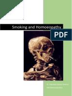 Smoking and Homoeopathy