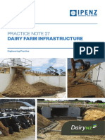 Practice Note 27 Farm Dairy Infrastructure