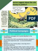 4. Campaign Finance