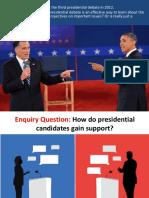 6. Debates Support