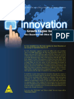 Innovation - Growth Engine for Nation - Nice Buzzword but Often Misunderstood