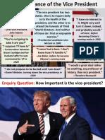 4. Vice Presidency
