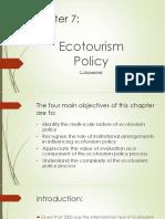 Ecotourism 07
