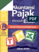 Akuntansi Pajak Excel