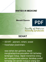 The Humanities in Medicine.ppt