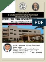 PCS NOTES by Sunil S Harakannanavar