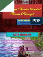 Disaster Presentation