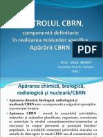 CONTROLUL CBRN 2011.ppt