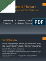 Referat II Gejala Non Motorik Pada Parkinson