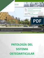 Sem 2 Clase 3 Pat. s.osteoarticular