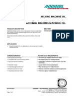 Ft-milking Machine Oil