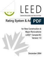LEED Canada_NC Rating System_English