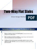 Two-Way Flat Slabs